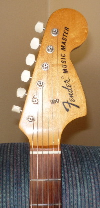 DaveB wroteThe blue Music Master. It dates around 1974 with serial